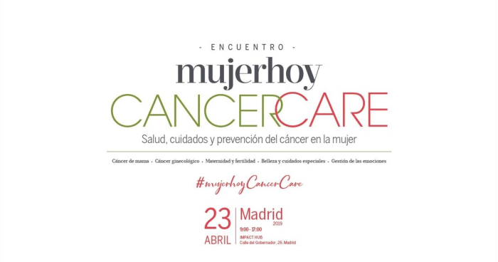 Encuentro mujerhoy CANCER CARE 2019